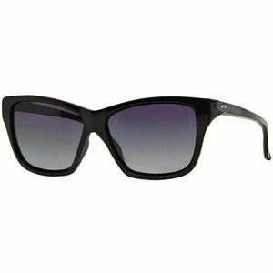 Oakley Square Sunglasses Grey Grad Polarized Lens